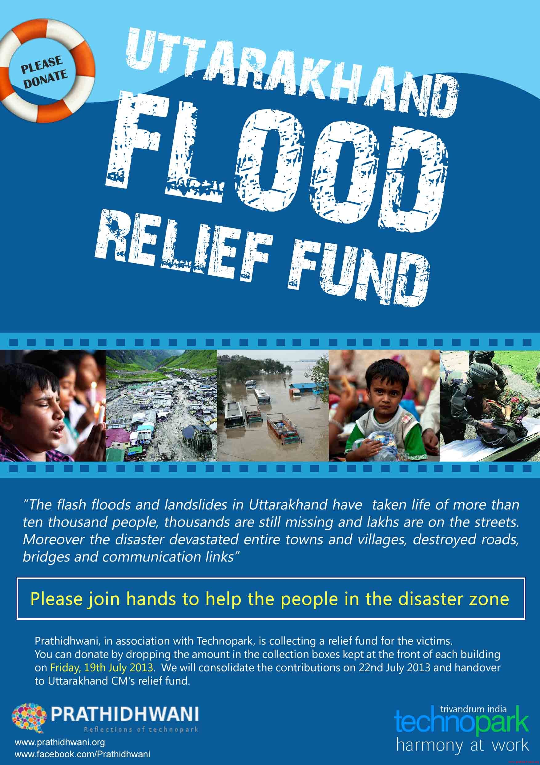 How to Help Flood Victims